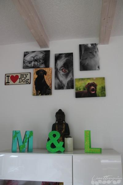Gallery Wall und Verlosung