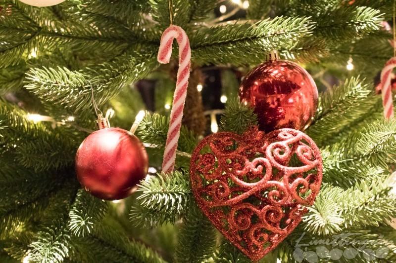 Home Weihnachtsbaum Richtig Schmucken Limettengrun
